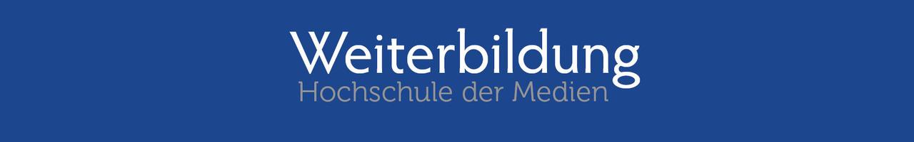 Weiterbildungszentrum Hochschule der Medien