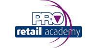 Logo van ProRetail/ ProFood Academy