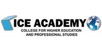 Logo Ice academy ltd