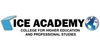 Logo Ice academy ltd