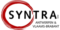 Logo van Syntra-AB Antwerpen en Vlaams-Brabant
