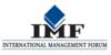 Logo van International Management Forum (IMF)