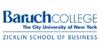Logo Zicklin School of Business