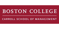 Logo Carroll School of Management