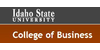 Logo Idaho State University College of Business
