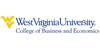Logo West Virginia University College of Business and Economics
