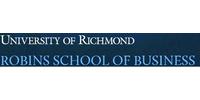 Logo University of Richmond Robins School of Business