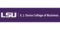 Logo E. J. Ourso College of Business