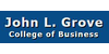 Logo John L. Grove College of Business