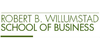 Logo Robert B. Willumstad School of Business