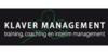 Logo van Klaver Management training, coaching