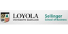 Logo Sellinger School of Business and Management Loyola University Maryland