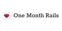 Logo van One Month Rails