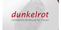 Logo von dunkelrot