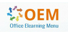 Logo OEM Office Elearning Menu EN