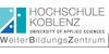 Logo von Zentrum für Wissenschaftliche Weiterbildung der Hochschule Koblenz