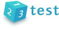 Logo van 123test BV