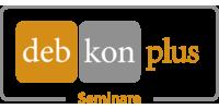 Logo von debkonplus Inhaber Ulrich Liebscher