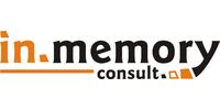 Logo von in.memory.consult