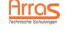 Logo von Arras Technische Schulungen - Bundesweite Fahrschule für Staplerfahrer