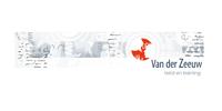 Logo van Van der Zeeuw Tekst en training