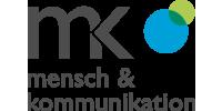 Logo von mensch & kommunikation GmbH