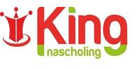 Logo van King nascholing