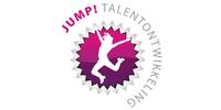 Logo van Jump! Talentontwikkeling