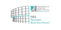 Logo von RBS Remagen Business School