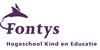 Logo van Fontys Hogeschool Kind en Educatie