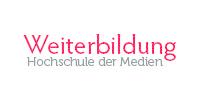 Logo von Weiterbildungszentrum Hochschule der Medien