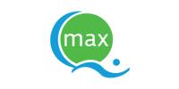 Logo von maxQ.