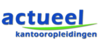 Logo van Actueel Kantooropleidingen