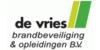 Logo van De Vries Brandbeveiliging en Opleidingen BV