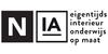 Logo van NIA  ACADEMIE   Eigentijds interieuronderwijs op maat