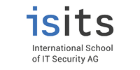 Logo von isits AG International School of IT Security