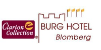 Logo von Clarion Collection Burghotel Blomberg
