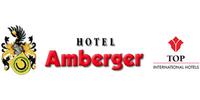 Logo von TOP Hotel Amberger (3 Sterne Superior)