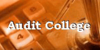 Logo van Audit College