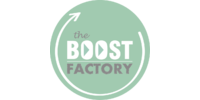 Logo van The Boost Factory