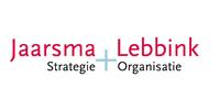 Logo van Jaarsma + Lebbink