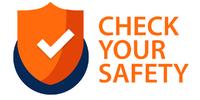 Logo van CheckYourSafety