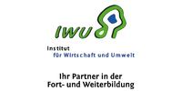 Logo von IWU - Institut für Wirtschaft und Umwelt Magdeburg