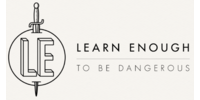 Logo van Learn Enough