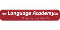 Logo van UvA Talen - The Language Academy