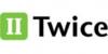 Logo van Twice (OUD)