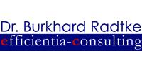 Logo von efficientia-consulting DR. BURKHARD RADTKE