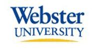 Logo van Webster University