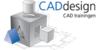 Logo van CADdesign CAD trainingen