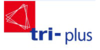Logo van tri-plus